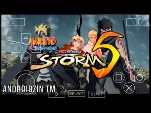 Download Game Ppsspp Gold Game Naruto Ultimate Ninja Storm 5 Fasrtc